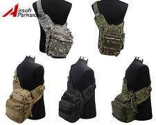 Tactical Military Molle Shoulder Bag Backpack Pack Outdoor Camping Hiking Pouch