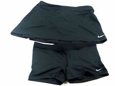 NEW Nike Golf - Black Poly Skirt w/ Shorts (Multiple Sizes) 4 Charity