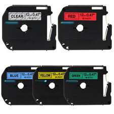 Compatible Brother P-touch PT65 PT85 Label Tape 12mm x 8m