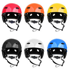 Safety Water Sport Helmet Hard Hat for Kayak Canoe Boating Surfing - CE Approved