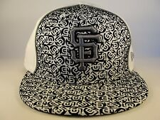 MLB San Francisco Giants New Era 59FIFTY Fitted Hat Cap RoundnRound