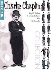 Essential Charlie Chaplin (DVD) Floorwalker, A Night at the Show, and 2 more.