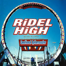 Ridel High - Emotional Rollercoaster [1997 A&M CD] Rare, OOP Emo, Weezer