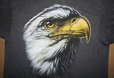 American Bald Eagle Wild Life Predator Hunting Bird Animal T Shirt Mens S-3XL Nw