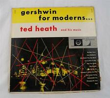 Vintage Ted Heath Gershwin For Moderns Vinyl LP