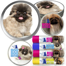 PEKINGESE COMBOS FOR DRY DOG NOSES, ROUGH PAWS, SKIN IRRITATIONS & ANXIETY