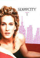 NEW--Sex and the City ~ Complete First Season (DVD, 2 DISC)