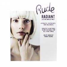 Rude Face Makeup Spray Mist Radiant Glowing / Shine Control Matte 60ml