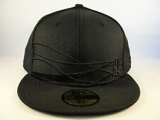 MLB New York Yankees New Era 59FIFTY Fitted Hat Cap Black