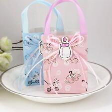 12 Cute Mini Candy Gift Bags for Girl Boy Baby Shower Birthday Party Favor