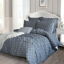 Merryfeel yarn dyed check Duvet Cover Set 100% Cotton