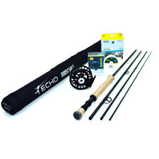NEW - Echo Boost Fly Rod 990-4 Fly Rod Outfit - FREE SHIPPING!