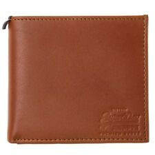 New Mens Superdry Brown Billfold Leather Belt Wallets