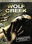 Wolf Creek (DVD, 2006, Unrated)