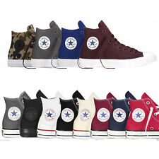 Converse Chuck Taylor All Star Hi Tops Mens Womens Unisex Canvas Trainers
