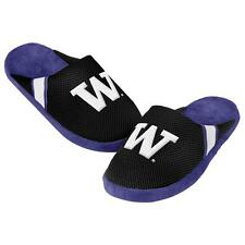 University of Washington Slippers Jersey Slide House Shoes