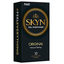 Ansell SKYN Original Non Latex Condoms