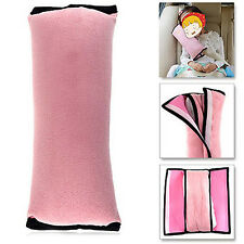 Kids Car Seat Harness Shoulder Pillow Belt Sleeping Back Cushion Pad Convenient