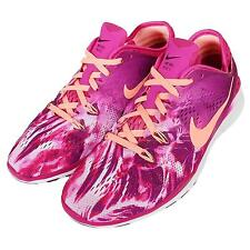 Wmns Nike Free 5.0 TR Fit 5 PRT Fireberry Womens Cross Training Shoes 704695-603