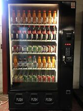 Cold Drinks Vending Machine SPECIAL OFFER. Machine will vend cans and bottles