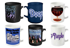 Deep Purple Mug Euro Tour Band Logo Official New Boxed