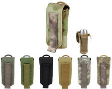 1000D Molle Tactical Airsoft Folding Mesh Water Bottle Pouch Carrier Camping Kit