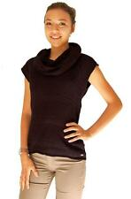 Rip Curl LOVELY BOHEMIA SWEATER Womens Sleeveless Sweater Knit Top - Black