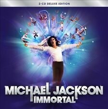Immortal [Deluxe Edition] by Michael Jackson (CD, Nov-2011, 2 Discs, Epic (USA))