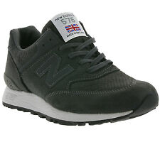 New Balance 576 Ladies Shoes Real leather Sneaker Grey W576NRG Made in England
