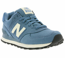 New New Balance 574 Shoes Women's Sneakers Sneakers Blue WL574MDC Trainers