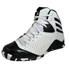 Adidas Next Level Speed IV Mens Basketball Shoes Court Style Trainers White