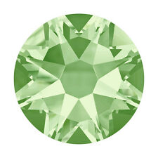 Swarovski Hot Fix Crystals Chrysolite