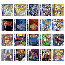 Die besten Nintendo GameBoy Color Games - also for GBA - ONLY MODULE