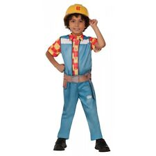 Bob the Builder Costume Bob the Builder Halloween Fancy Dress