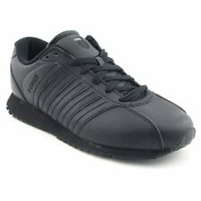 K-SWISS 02471-001 BOTWIN Men's (M) Black Leather/Synthetic Lifestyle Shoes