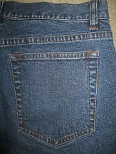 CALVIN KLEIN Flare Stretch Medium Blue Denim Jeans Womens Size 9 x 30