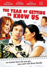 The Year Of Getting To Know Us New DVD
