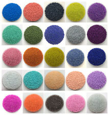 Wholesale 2mm 1000pcs DIY Charm Czech Glass Seed Beads Craft Jewelry Making