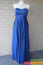 Brand New City Chic Dress - Multiple Sizes - HELENA MAXI - New with tags