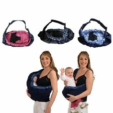 New Baby Carrier Newborn Infant Sling Wrap Breastfeeding Papoose Nursing Pouch