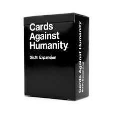 Cards Against Humanity Sixth Expansion Brand New