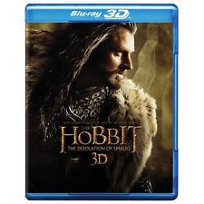 The Hobbit: The Desolation of Smaug (2013) Blu-ray 3D Brand New
