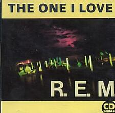 "REM The One I Love - 1st Issue UK CD single (CD5 / 5"") DIRM146 MCA 1987"