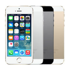 """4.0"""" IPS Apple iPhone 5S 16GB 8MP Dual-core GSM Unlocked AT&T Smartphone"""