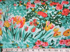 Free Spirit Rowan Amy Butler Floral 100% Cotton Patchwork Quilting Crafts Fabric