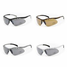 XLoop Sports Sunglasses for Men - Casual Rimless Baseball Shades - Plastic Frame