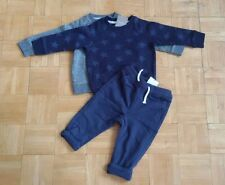 BNWT baby boys 2pk jumpers & lined chino trouser 6-9,9-12,18-24 months NEXT