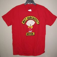 FAMILY GUY - STEWIE T-SHIRT / NEW WITH TAGS / COOL T-SHIRT !!