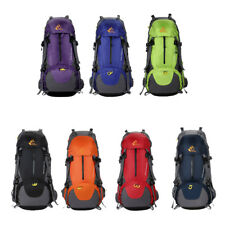 45+5L Outdoor Sport Hiking Camping Travel Backpack Daypack Trekking Rucksack Bag