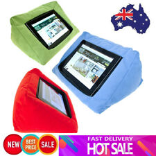 Cushion Stand Portable Tablet Pillow iPad beanbag 9.4'' Wide for iPad iPad Air